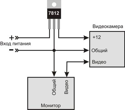 LM7812, ЕН8Б.